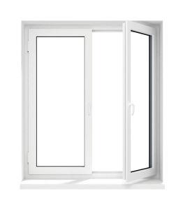 Openable PVC Window