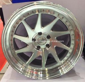 19, 20inch Car Alloy Wheel (HLA39) pictures & photos