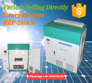 Large Power Solar Products 250kw Solar Stand Alone Inverter pictures & photos