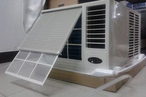 100% Solar Energy High Technology Solar Window Air Conditioner pictures & photos