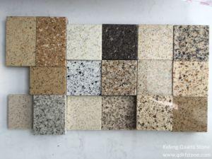 Fantasy Kefeng-209 Hotel Decoration Kitchen Tops Artificial Quartz Stone Slab