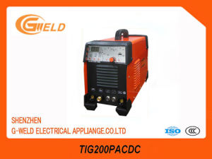 Portable Durable Pulse ACDC TIG Welder (TIG200ACDC)