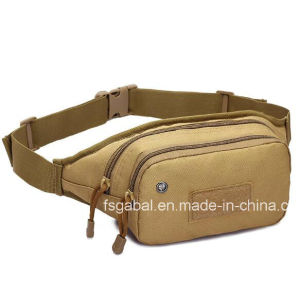 600d Outdoor Camo Military Sports Travel Waist Bag pictures & photos