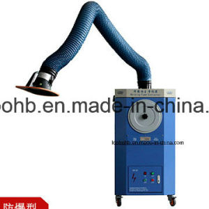 Portable Welding Machine Price Fume Exhaust Gas Extraction System for Factory Purifier/Welding Fume Extraction Arm pictures & photos