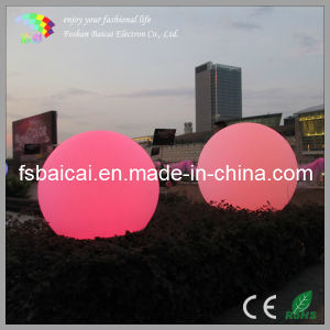 Color Changing LED Ball, LED Mood Lighting, Outdoor Ball Light Bcd-005b pictures & photos