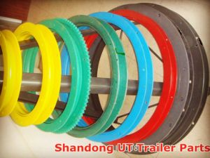 Casting Truck Traile Slewing Ring Bearing Turntable pictures & photos