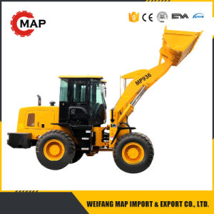 3000kg Rated Loading Hydraulic Wheel Loader 936 pictures & photos
