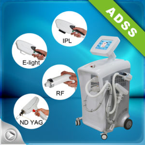 4 in 1 IPL Multifucntion IPL+RF+Elight Beauty Machine pictures & photos