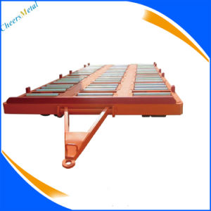 Aircraft Pallet / Container Dolly for Aviation Ground Support Equippment pictures & photos