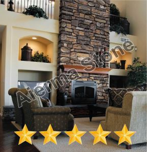 China Stone (Fireplace-AE) pictures & photos