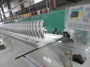 Big Flat Embroidery Machine