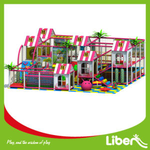 Factory Price Safe Commercial Indoor Playground for Children pictures & photos