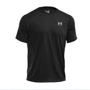 Short Sleeve Polyester Sports T-Shirt pictures & photos