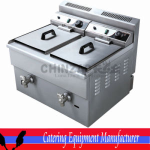 Gas Fryer (GZL-34) pictures & photos