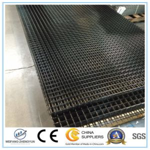Hot Sales PVC Coated Welded Wire Mesh Fence Panel pictures & photos