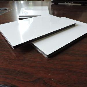 5mm White / Grey Aluminum Composite Panel ACP Acm pictures & photos