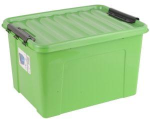 Plastic Material and PP Plastic Type Plastic Storage Box pictures & photos