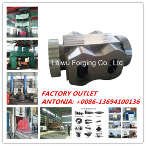 Forged Blowout Preventer Flat Die Forging Oil Extraction Industry Meet The Requirements of API Q1 pictures & photos
