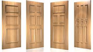 Solid Wooden Fire Door with Bm Trada Certified for 120mins pictures & photos