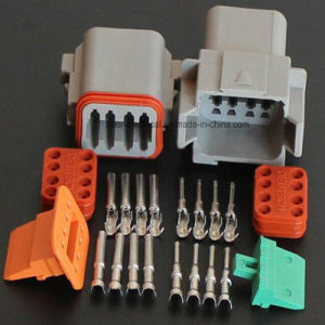 Auto Wire Pin Socket Plugs Deutsch Dt Connector Dt04-12s, Dt06-12p pictures & photos