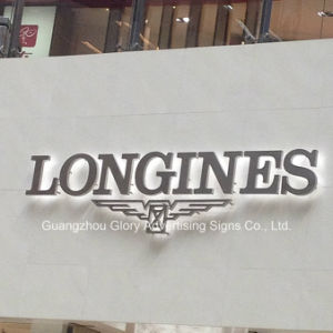 Custom High Quality Mirror Polished Galvanized Metal Letters pictures & photos