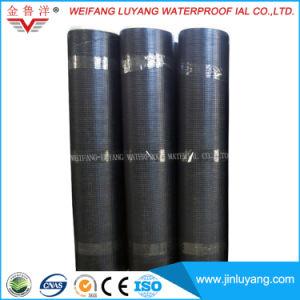 Self Adhesive Polymer Modified Bitumen Building Material, Polyester Felt Reinforced Self-Adhesive Bituminous Waterproof Membrane