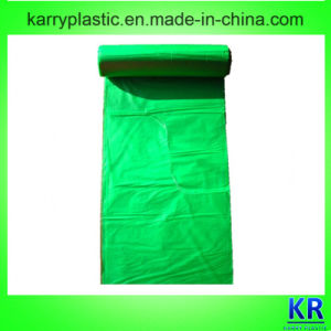 Heavy Duty S-Top Trash Bags Plastic Refuse Bags pictures & photos
