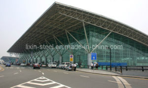 Steel Structure Space Truss Building Shenzhen Air Port pictures & photos