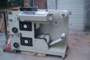 Rtry-420b 2 Color UV Dryer Flexo Printing Machine for Foil pictures & photos