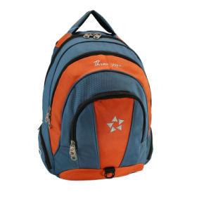 School Kids Sports Bag Student Backpack pictures & photos