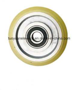 Xingma/LG Guide Boot Wheel for Elevator/Lift pictures & photos