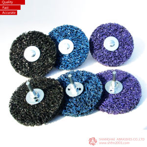 Non-Woven Roloc Disc for Deburring (Professional Manufacturer) pictures & photos