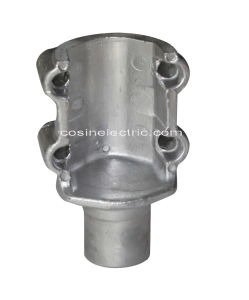 Railway Insulator Fitting (cross arm) /Forged Steel Fitting pictures & photos
