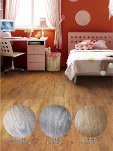 8.3mm/12.3mm/15mm AC4 E0 HDF Laminate Floor pictures & photos