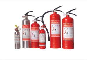 ABC Dry Chemical Fire Extinguisher Equipment pictures & photos