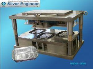 Aluminum Foil Food Container Moulds pictures & photos