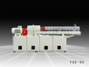 Parallet Co-Rotationg Twin Screw Extruder
