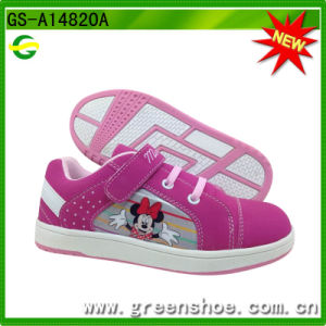 Nice Cartoon Picture Shoes From China Factory pictures & photos