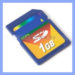 Capacity 1GB 4MB/S Class4 SDHC SD Card for MP3/GPS/Camera Memory Device pictures & photos