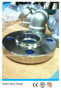 ASTM B564 (UNS N06625) Nickel Alloy Steel Flange pictures & photos