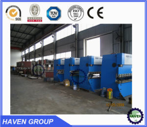 Hydraulic Metal sheet plate press brake pictures & photos