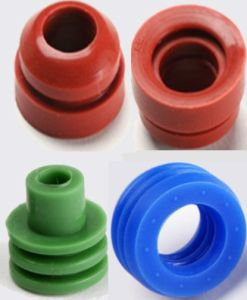 Silicon Rubber Parts pictures & photos