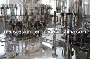Automatic Plastic Bottle Soda Filling Machine pictures & photos