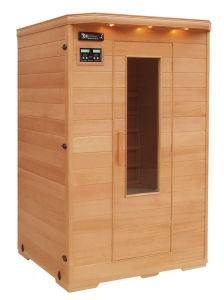Infrared Sauna Room with Ceramic Heater (FIS-02L) pictures & photos