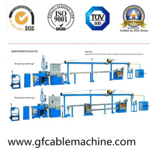 PVC Core Wire Extrusion Production Line pictures & photos
