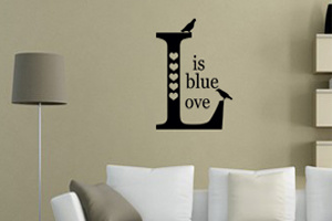 Blue Love Theme (TP-040)