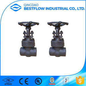 Forged Steel Flange Gate Valve pictures & photos