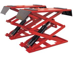 Floor Small Scissor Lift S-35c pictures & photos