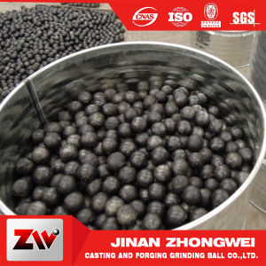 Good Wear Resistance Forged and Cast Grinding Balls for Mining pictures & photos