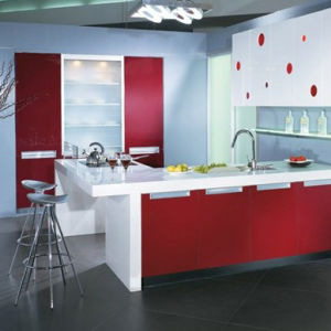 Solid Surface Kitchen Countertop pictures & photos